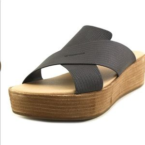 """LIKE NEW """"COCONUTS"""" by MATISSE PLATFORM SANDALS."""